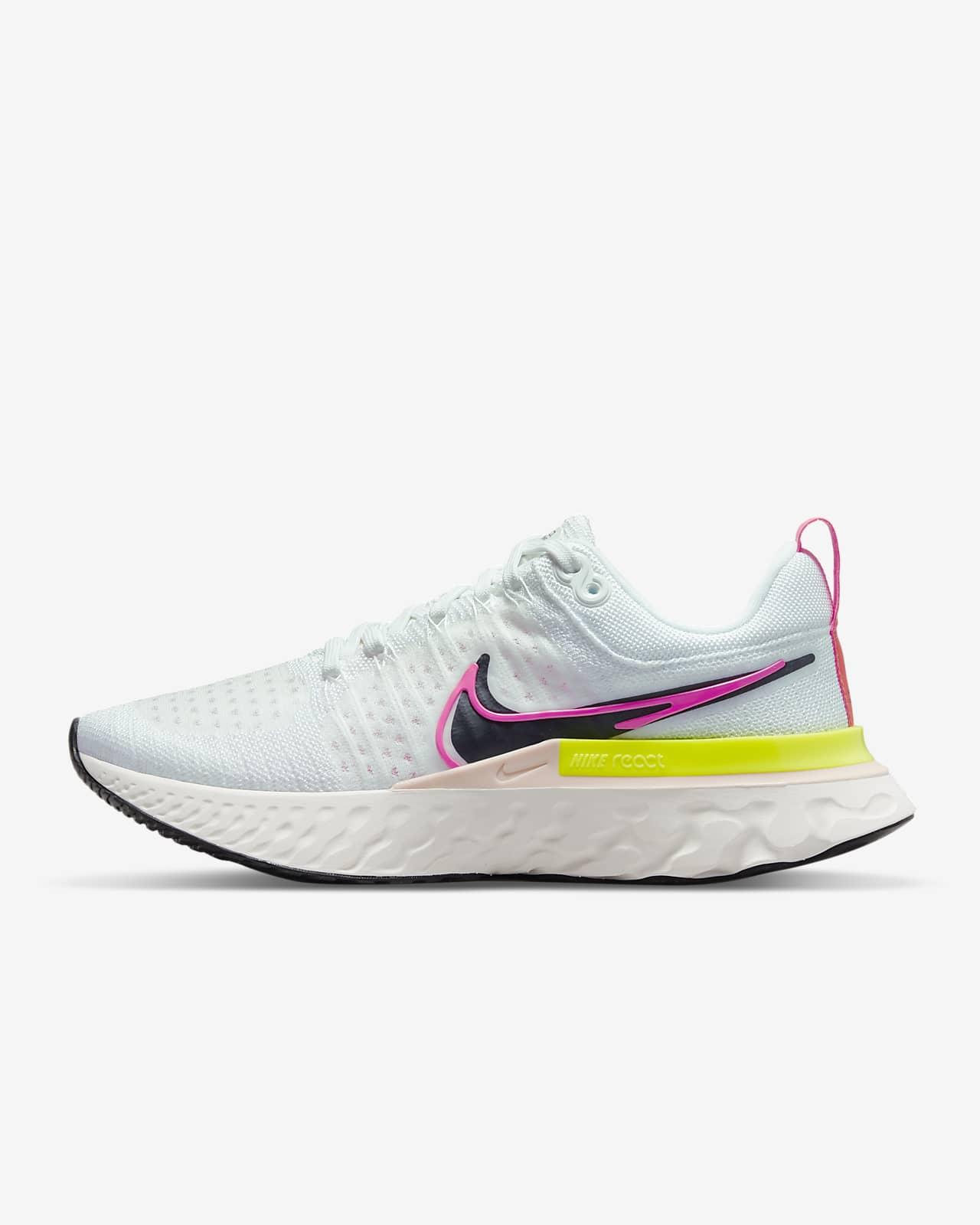 Chaussure de running Nike React Infinity Run Flyknit 2 pour Femme
