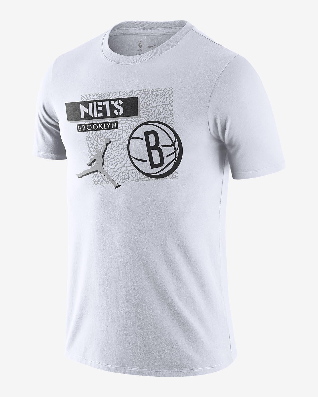 Brooklyn Nets Men's Jordan Dri-FIT NBA T-Shirt