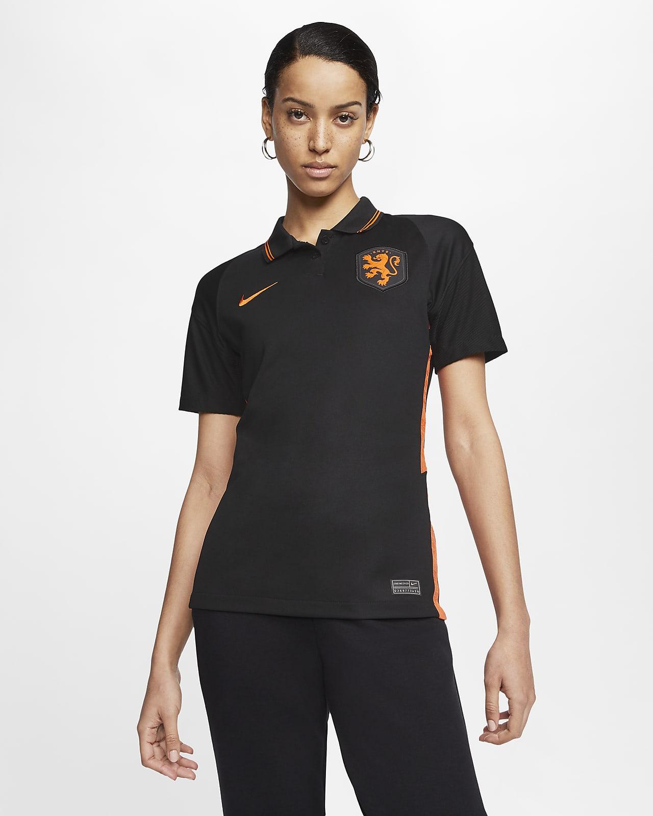 Netherlands 2020 Stadium Away Camiseta de fútbol - Mujer