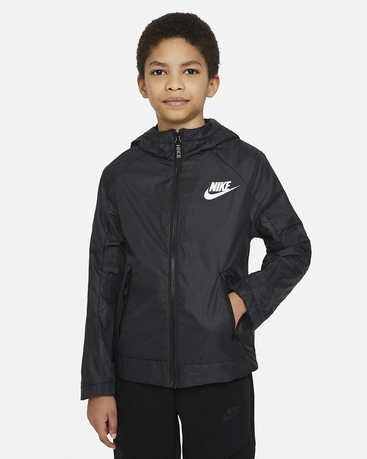 Nike Sportswear Fleece-Jacke für ältere Kinder (Jungen)