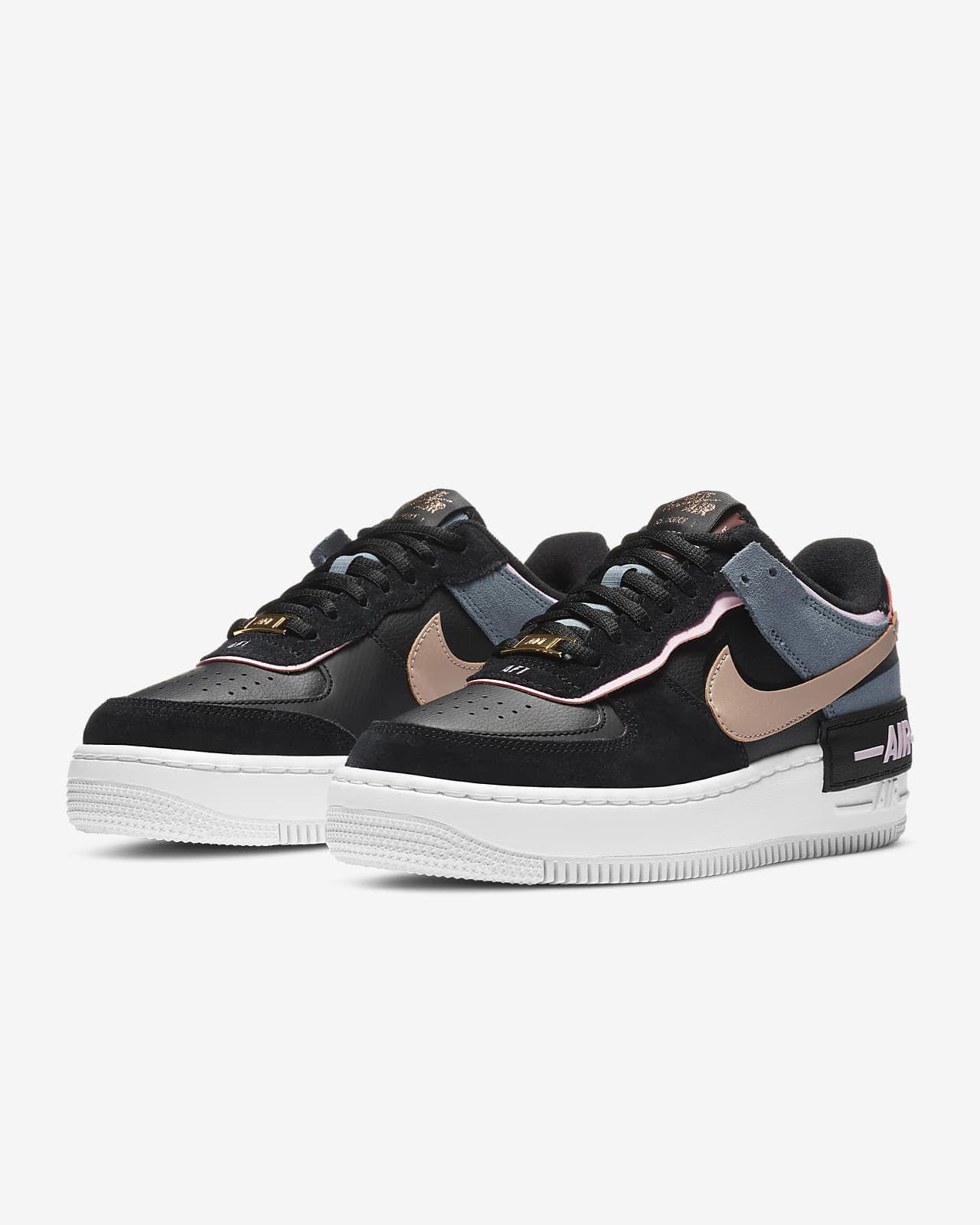 Nike Air Force 1 Shadow Women S Shoe Nike Com Check out our nike air force one selection for the very best in unique or custom, handmade pieces from our shoes shops. nike air force 1 shadow women s shoe