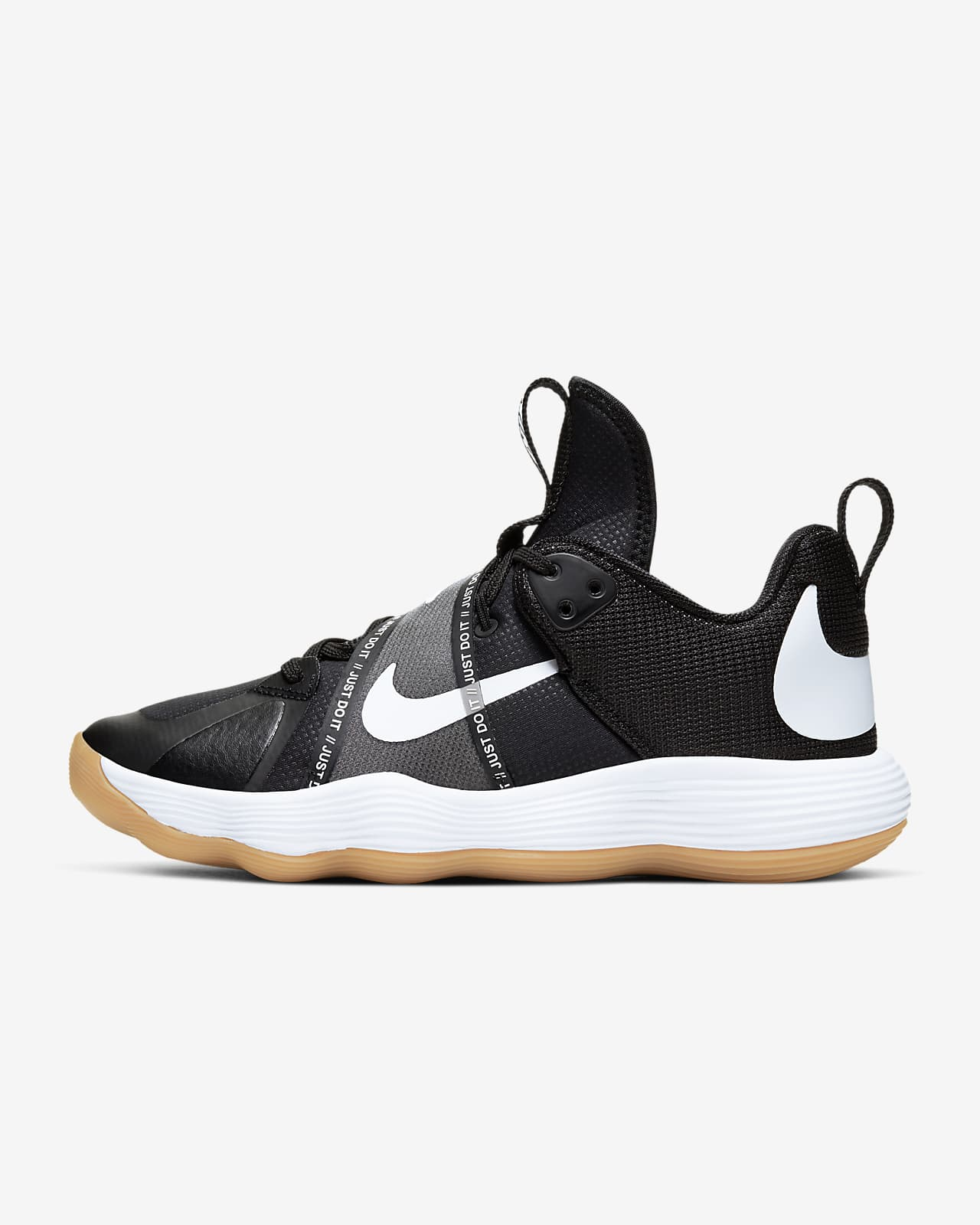 Nike React HyperSet Indoor Court Shoe. Nike LU