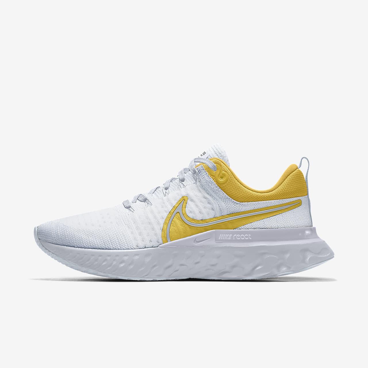 Specialdesignad löparsko Nike React Infinity Run Flyknit 2 By You