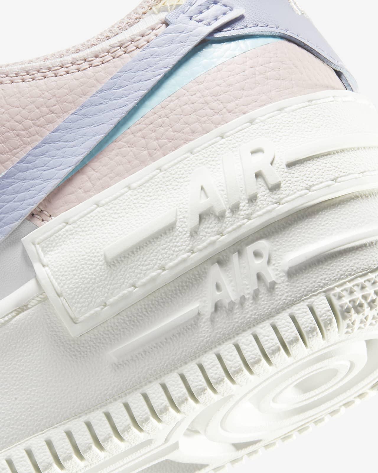 Nike Air Force 1 Shadow Women's Shoes. Nike ID