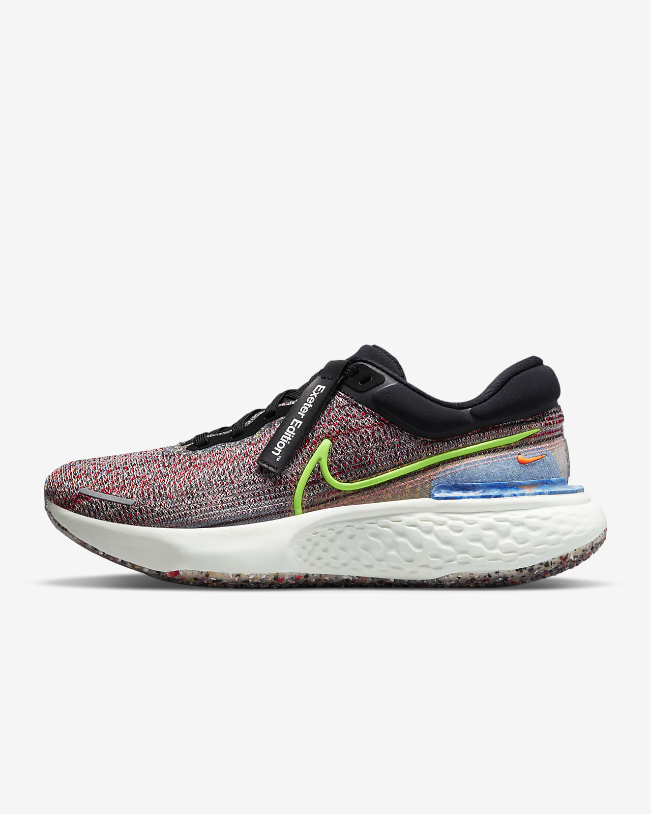 Nike ZoomX Invincible Run Flyknit Exeter Edition Men's Road Running Shoes