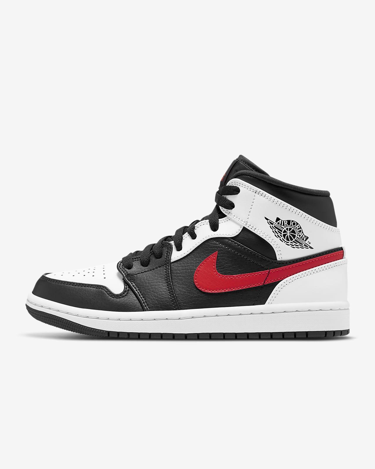 Air Jordan 1 Mid 男子运动鞋
