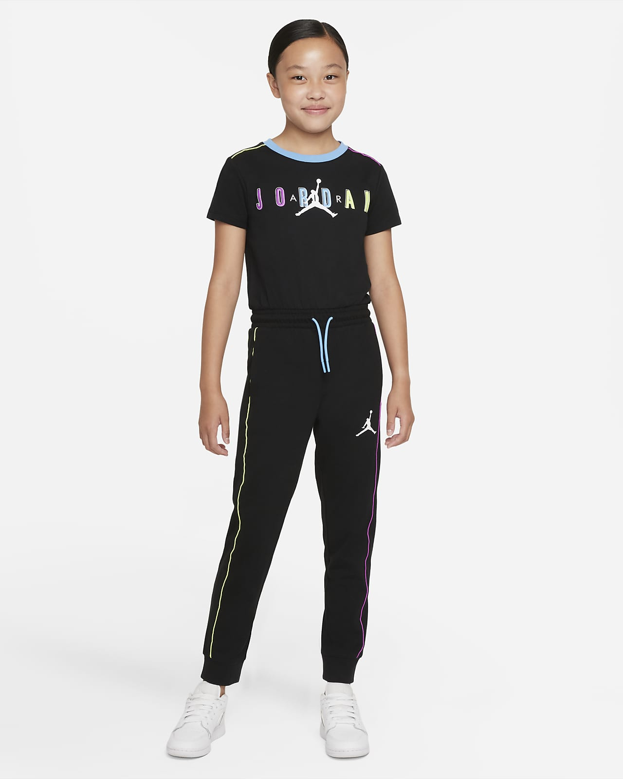 Jordan Older Kids' (Girls') Jumpsuit
