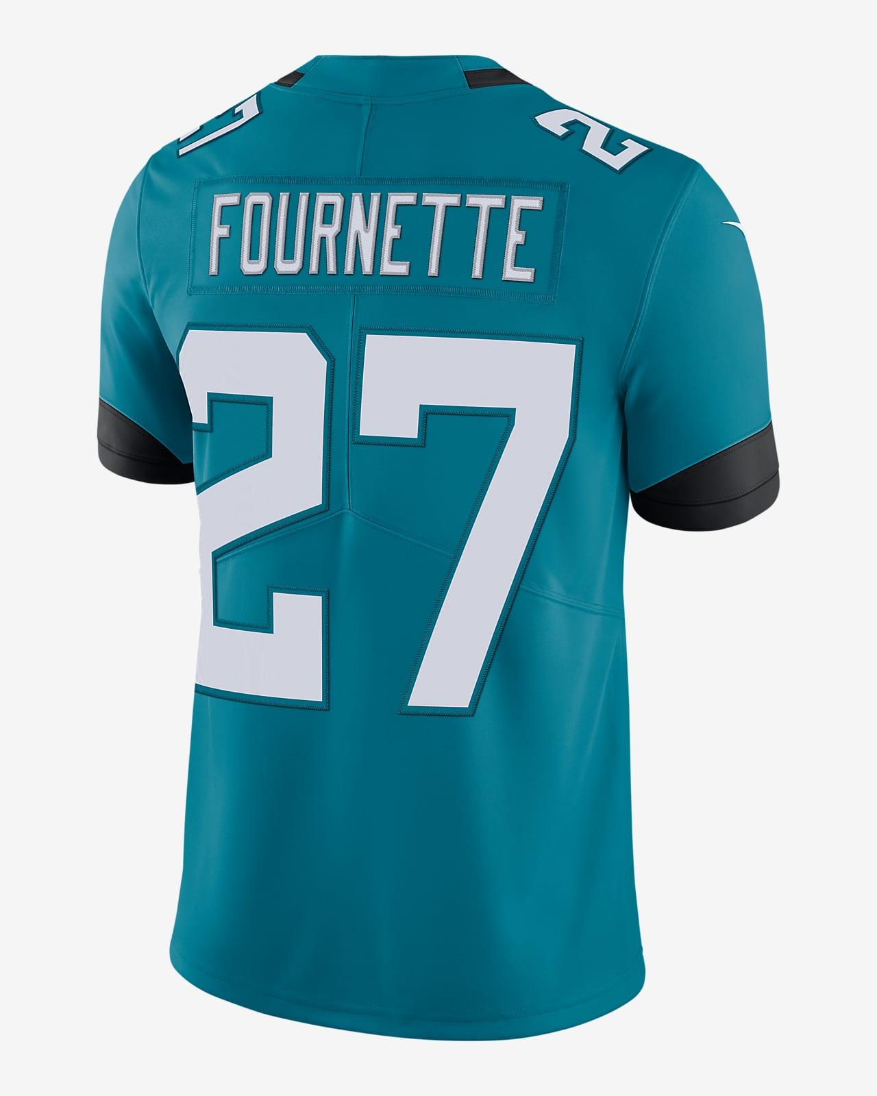 NFL Jacksonville Jaguars (Leonard Fournette) Men's Limited Classic Football Jersey