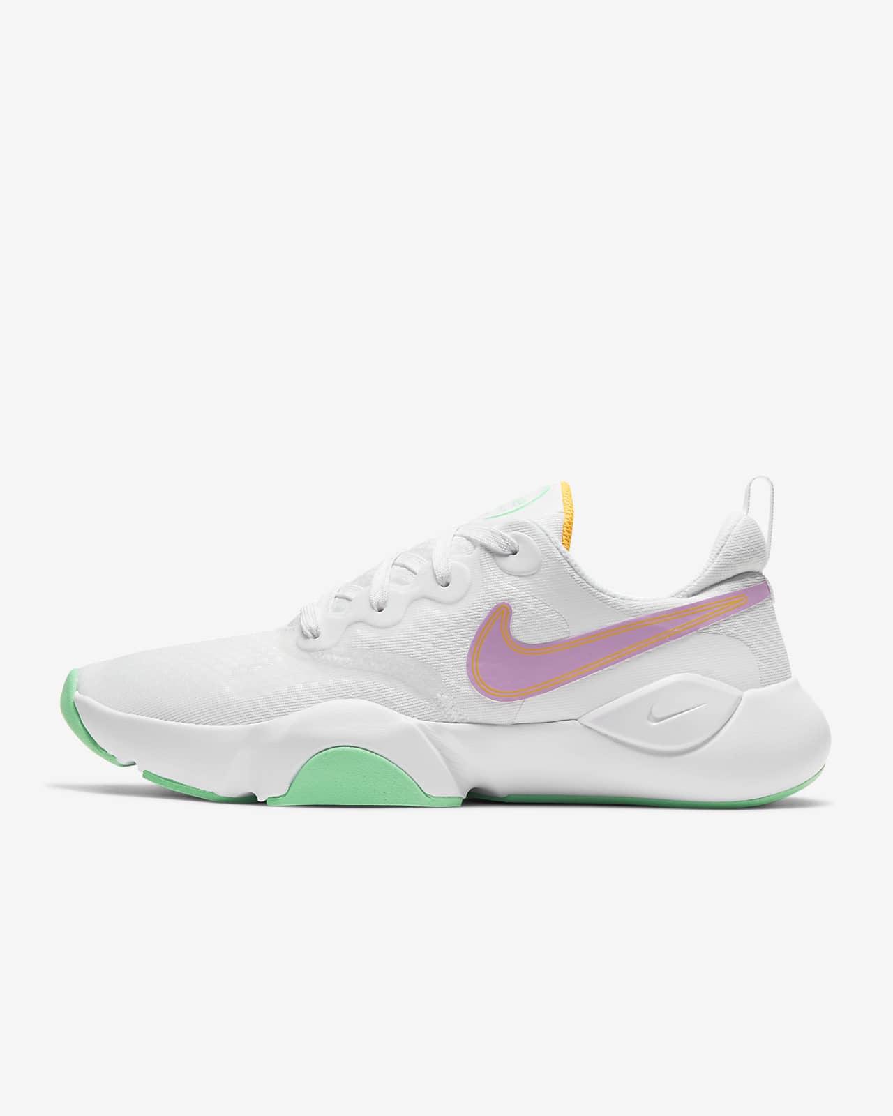 รองเท้าเทรนนิ่งผู้หญิง Nike SpeedRep