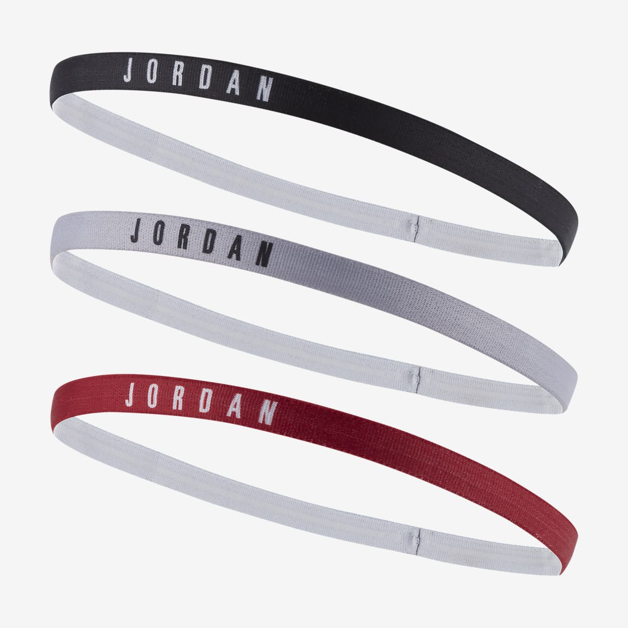 Jordan Headbands (3-Pack)