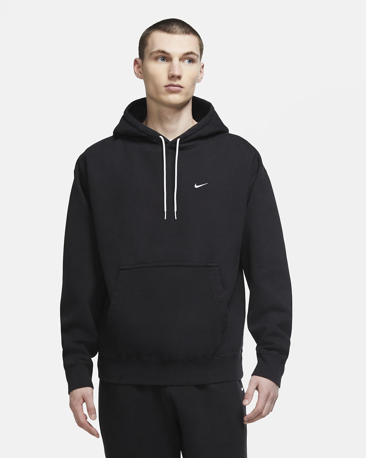 NikeLab Men's Washed Hoodie. Nike DK