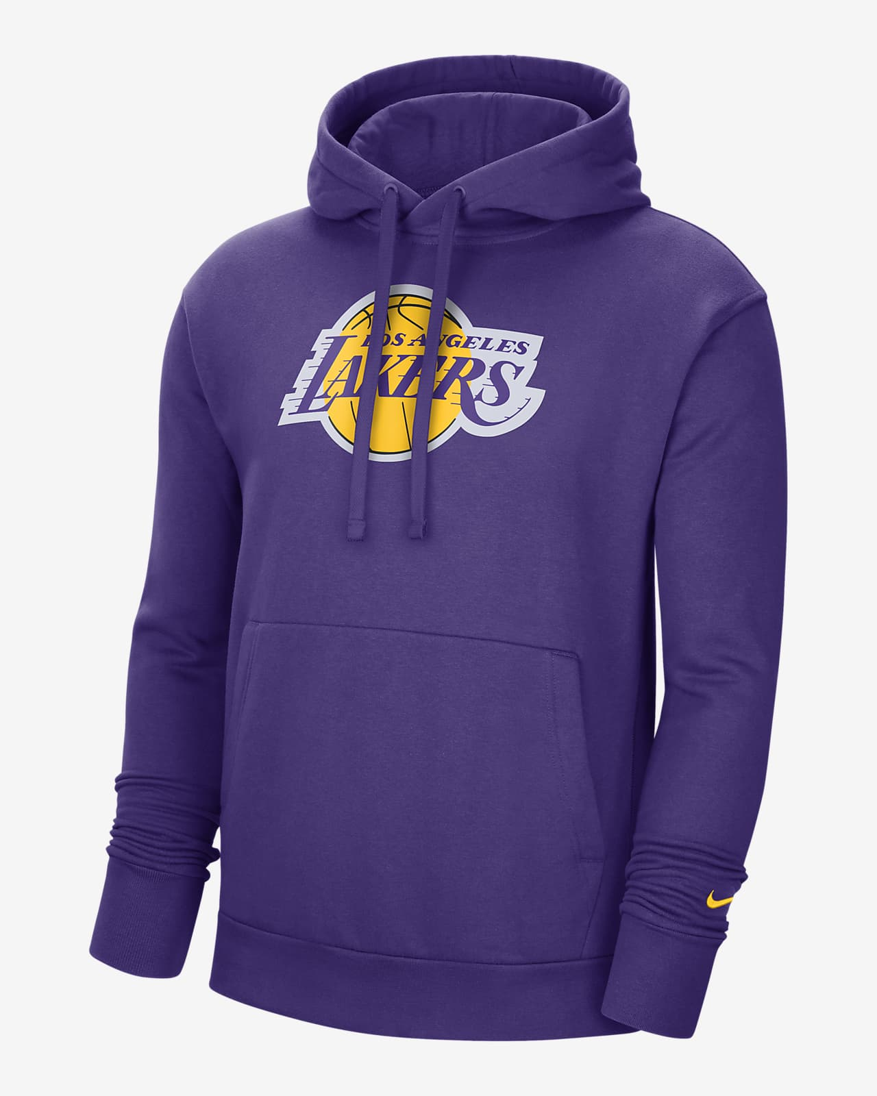 Los Angeles Lakers Essential Men's Nike NBA Pullover Hoodie