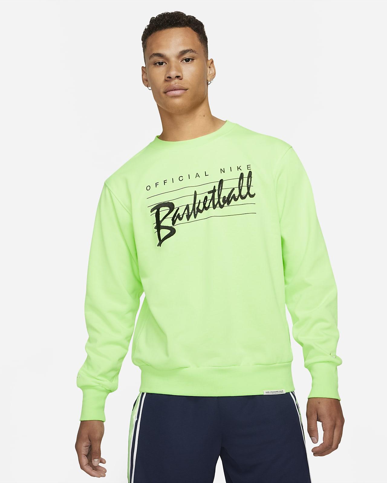 Sweat-shirt de basketball Nike Dri-FIT Standard Issue pour Homme