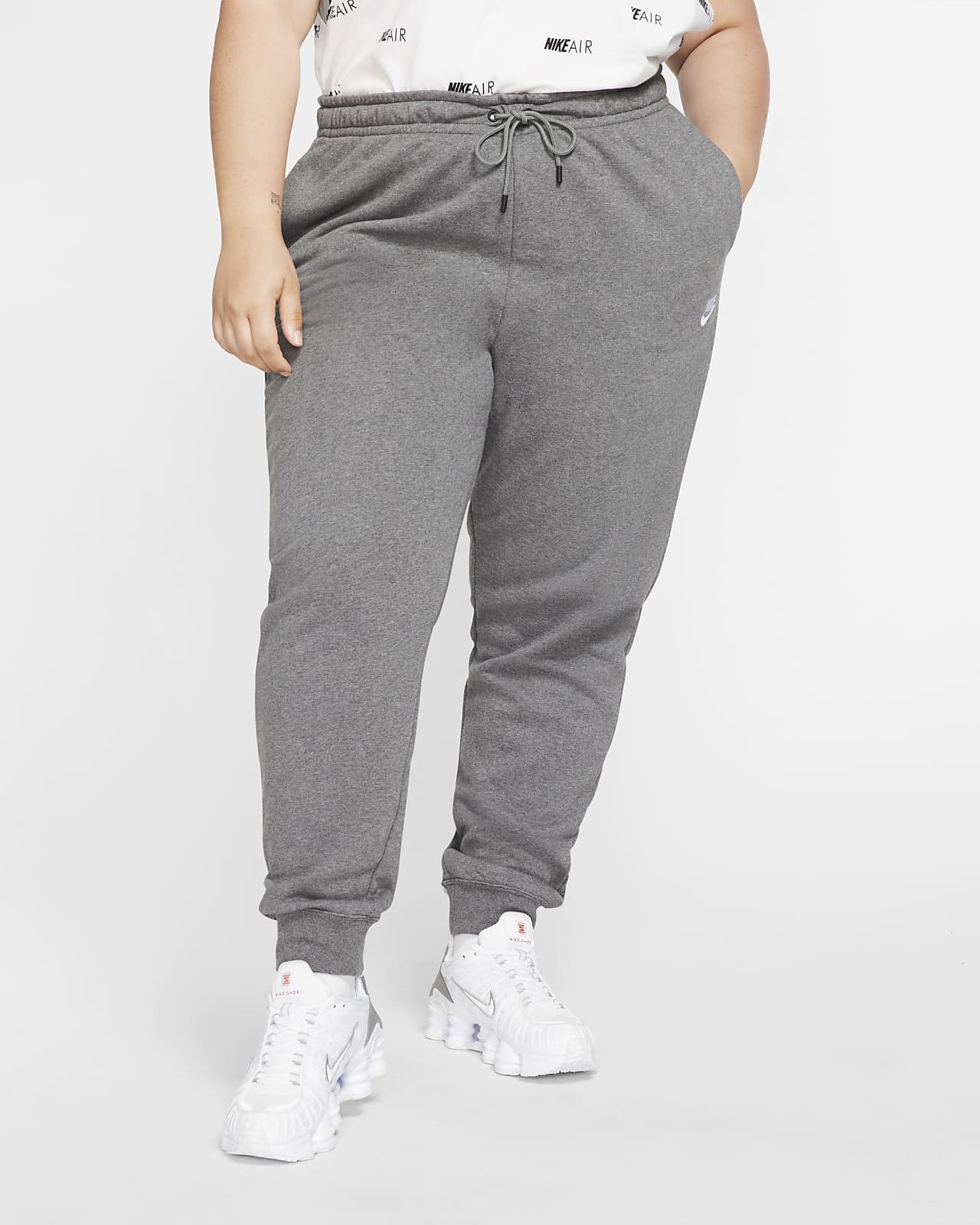 Nike Sportswear Essential Women's Fleece Pants (Plus Size)