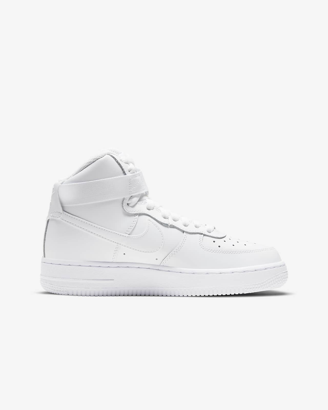 Nike Air Force 1 High LE Big Kids' Shoes