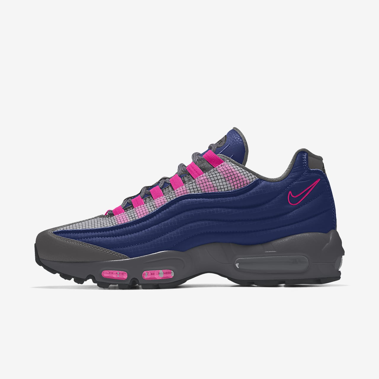 Nike Air Max 95 3M™ By You Custom Shoe