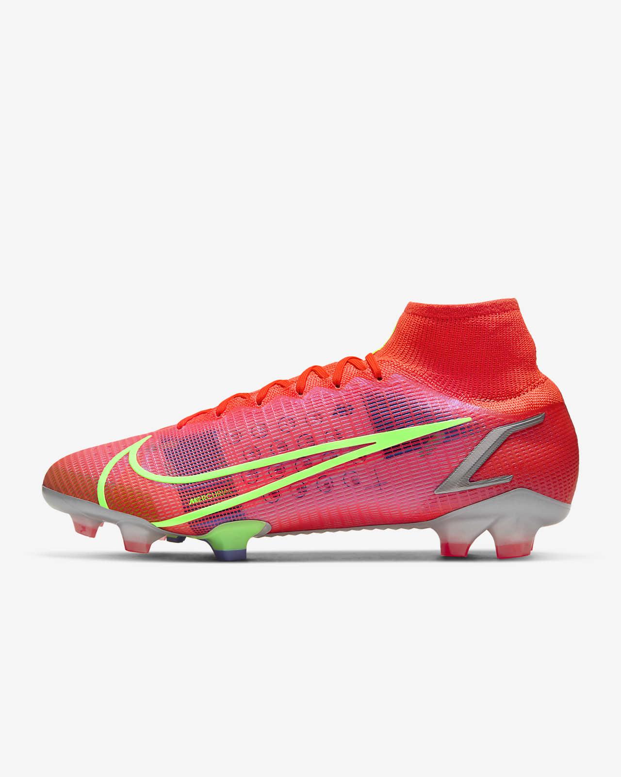 Nike Mercurial Superfly 8 Elite FG-fodboldstøvle til græs