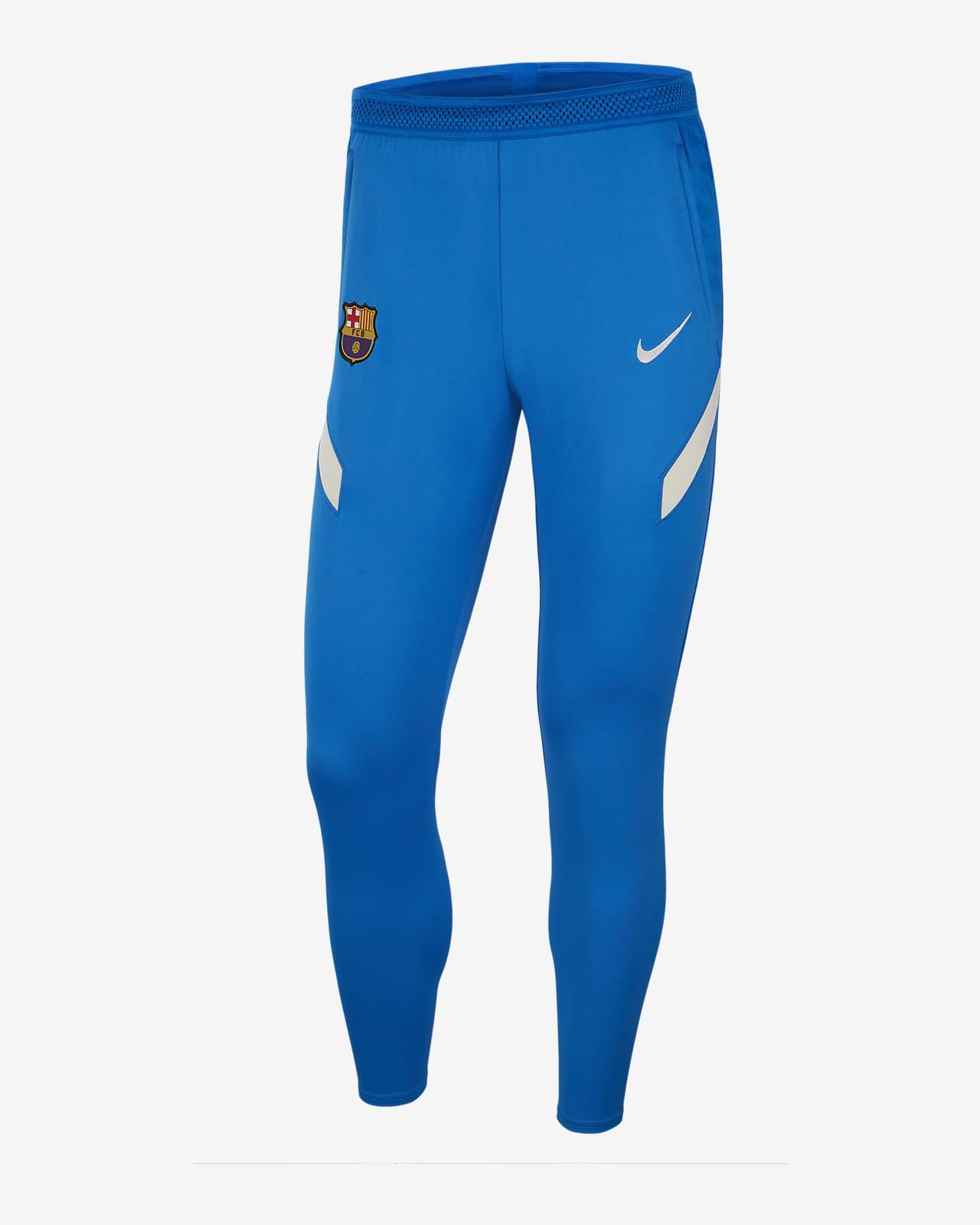 FC Barcelona Strike 男款 Nike Dri-FIT 針織足球長褲