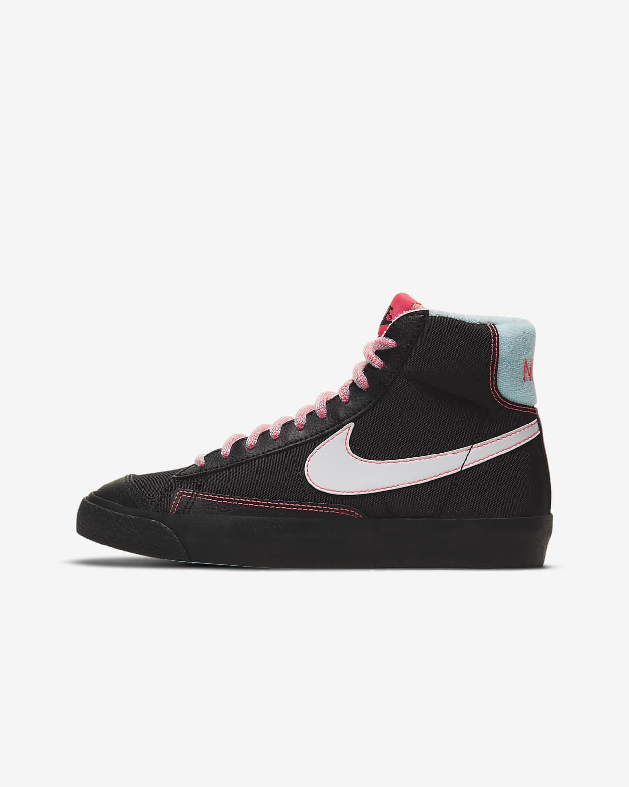 Chaussure Nike Blazer Mid '77 pour Enfant plus âgé. Nike LU