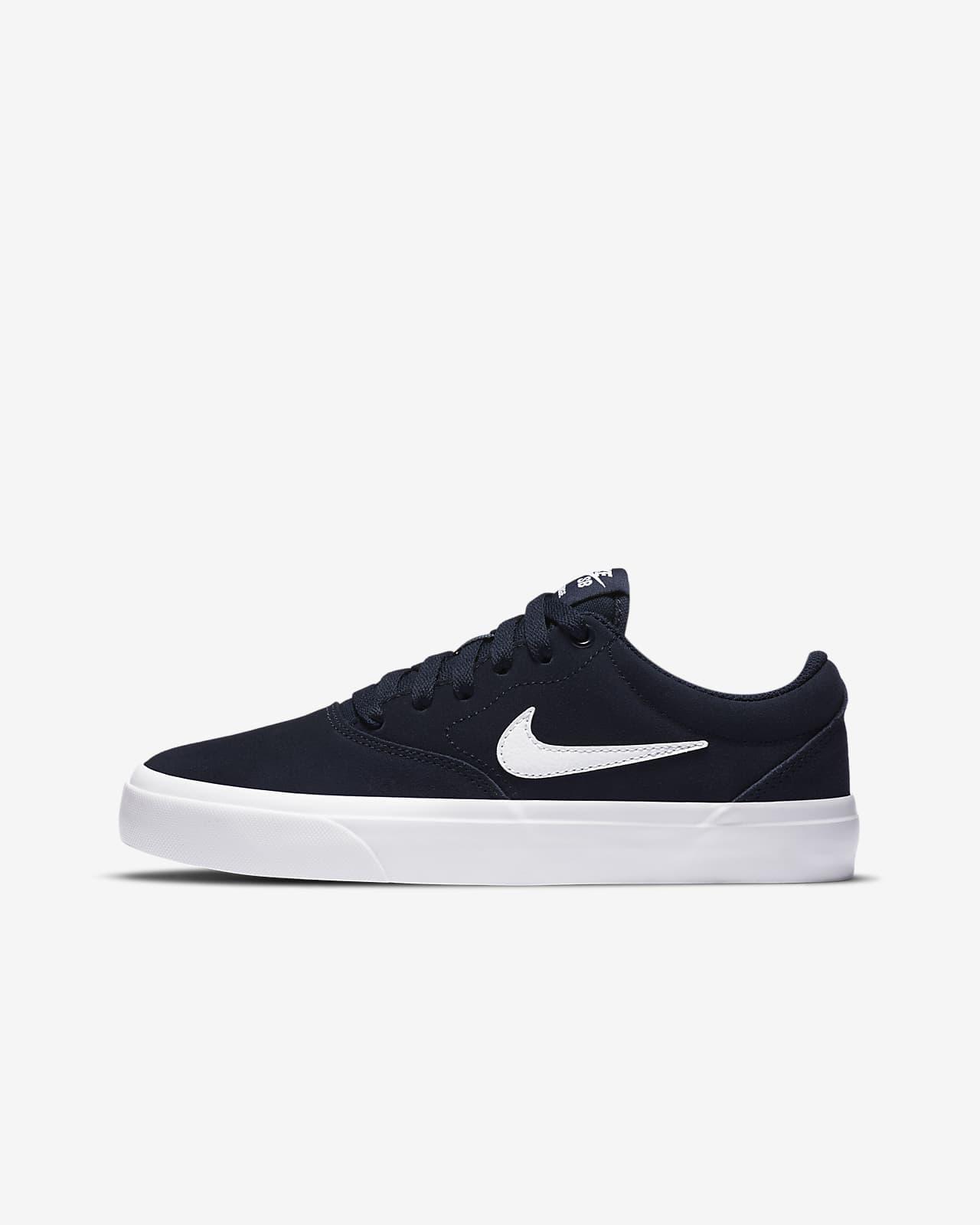 Nike SB Charge Genç Çocuk Kaykay Ayakkabısı