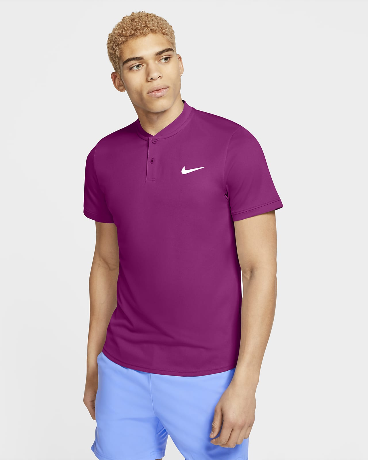 NikeCourt Dri-FIT 男款網球衫