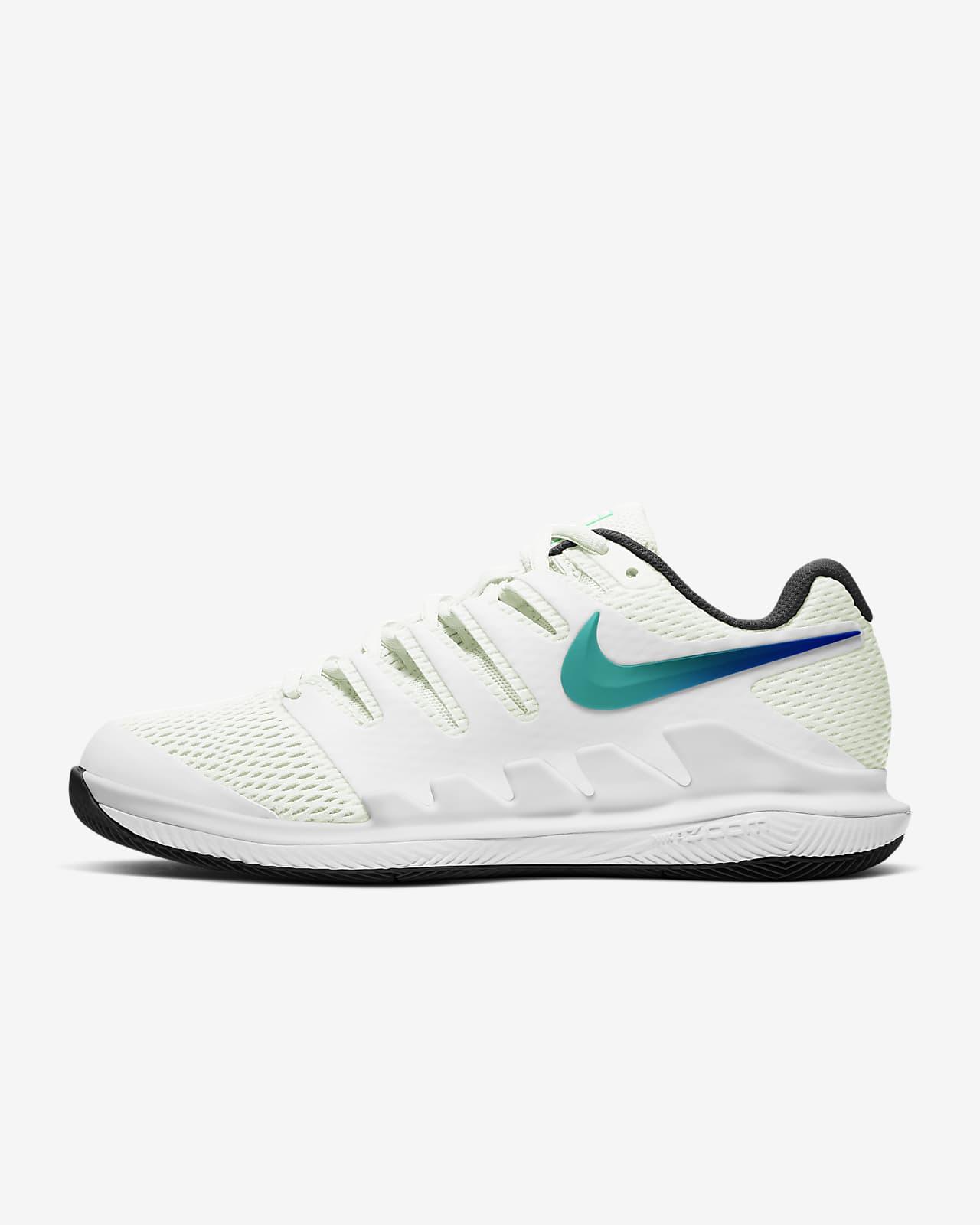 NikeCourt Air Zoom Vapor X Zapatillas de tenis de pista rápida - Mujer