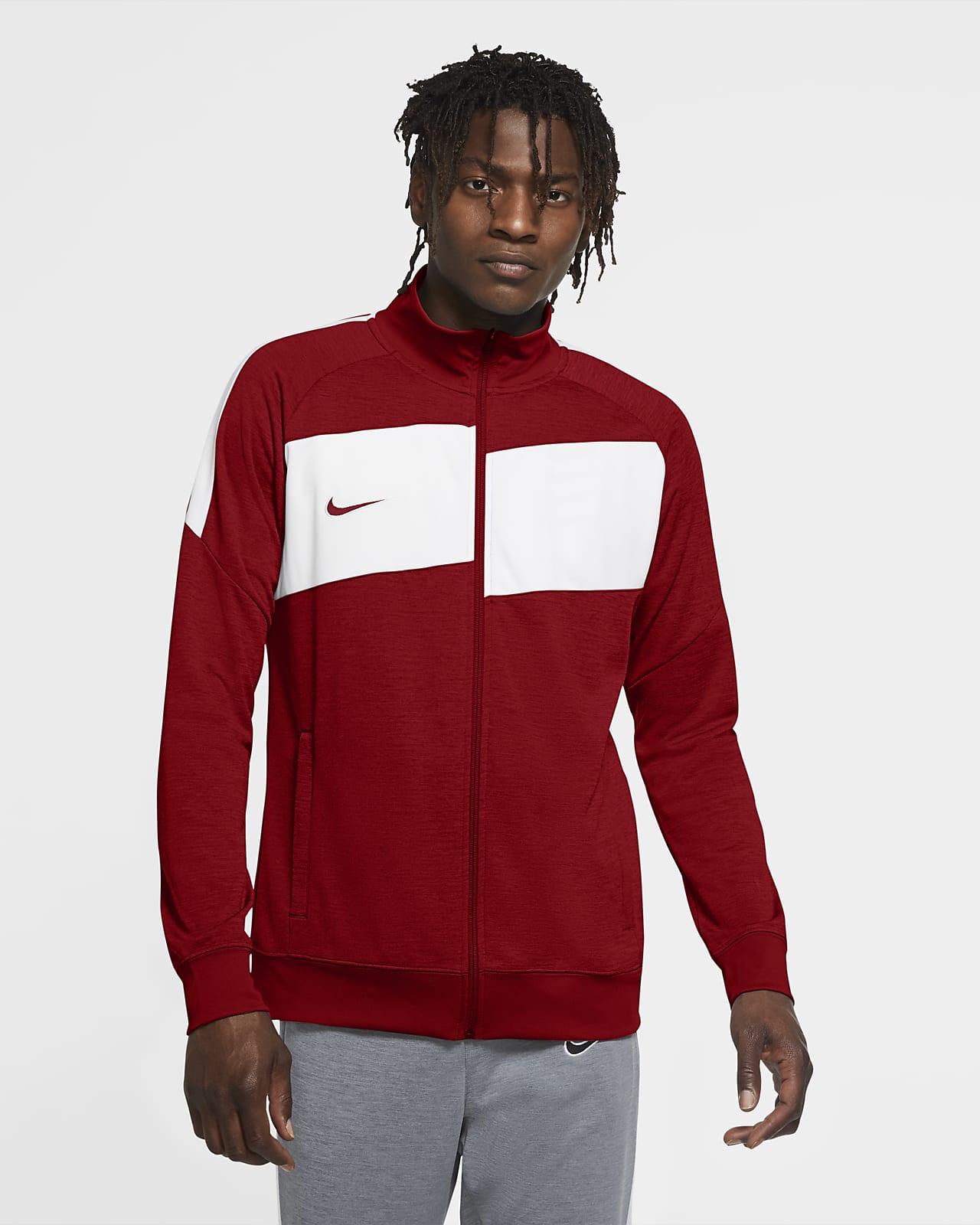 Track jacket da calcio in maglia Nike Dri-FIT Academy - Uomo