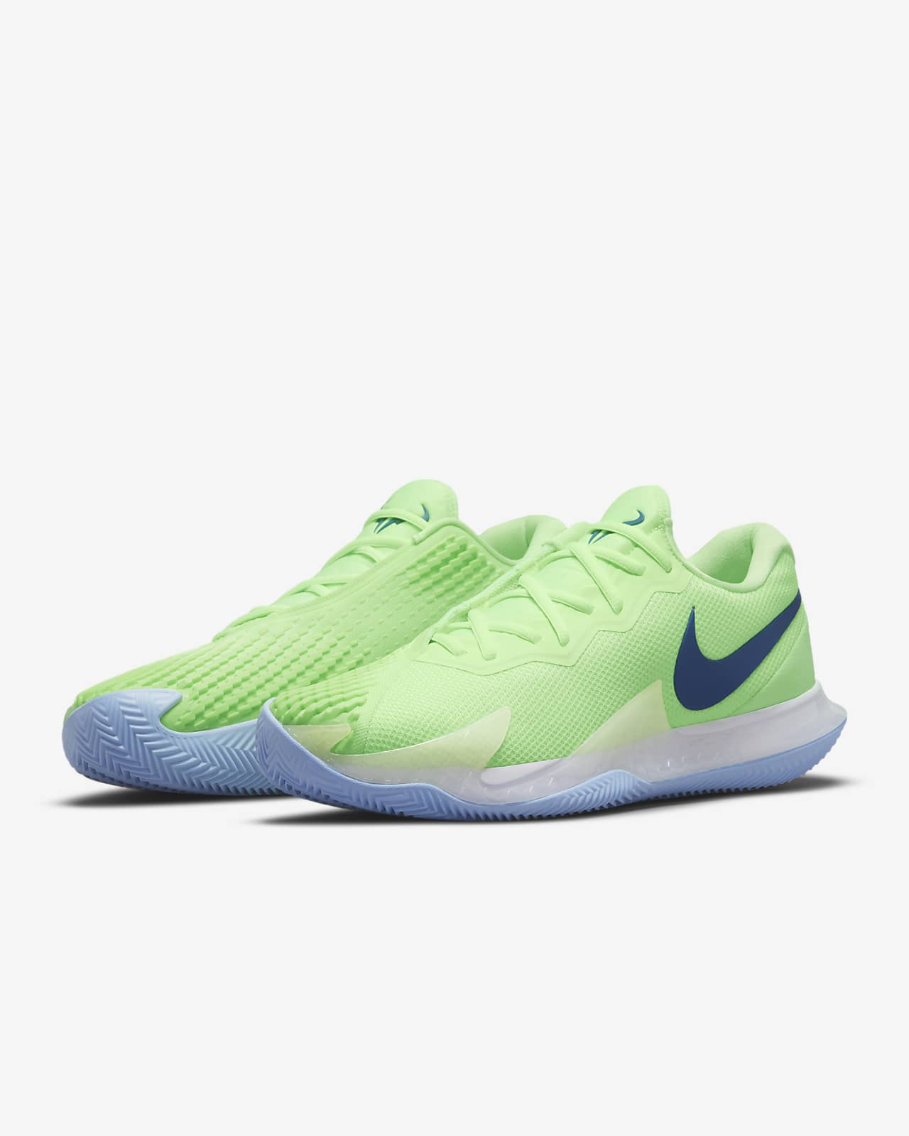 NikeCourt Air Zoom Vapor Cage 4 Rafa Men's Clay Court Tennis Shoe ...