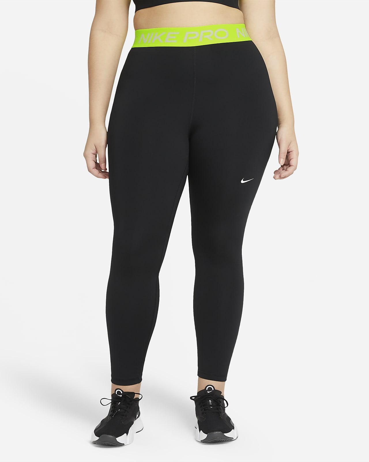 Leggings para mujer Nike Pro 365 (talla grande)
