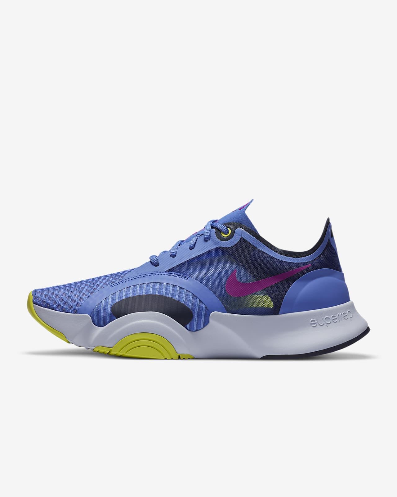 รองเท้าเทรนนิ่งผู้หญิง Nike SuperRep Go