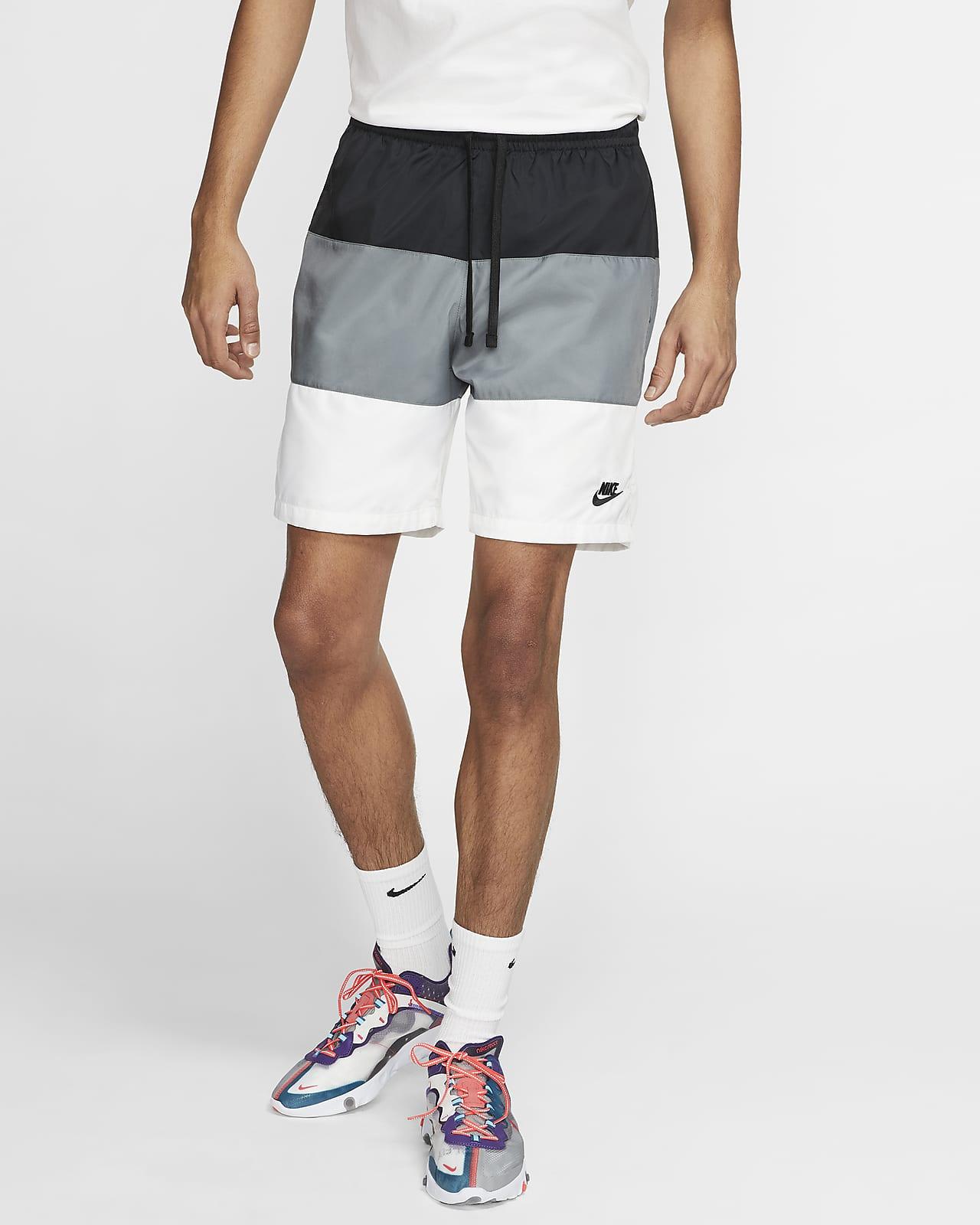 Nike Sportswear City Edition vevd shorts til herre