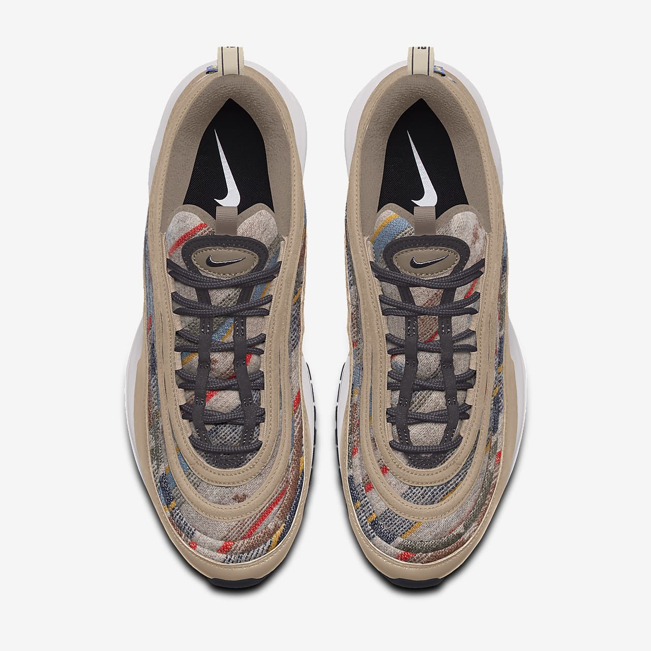 Chaussure personnalisable Nike Air Max 97 Premium By You