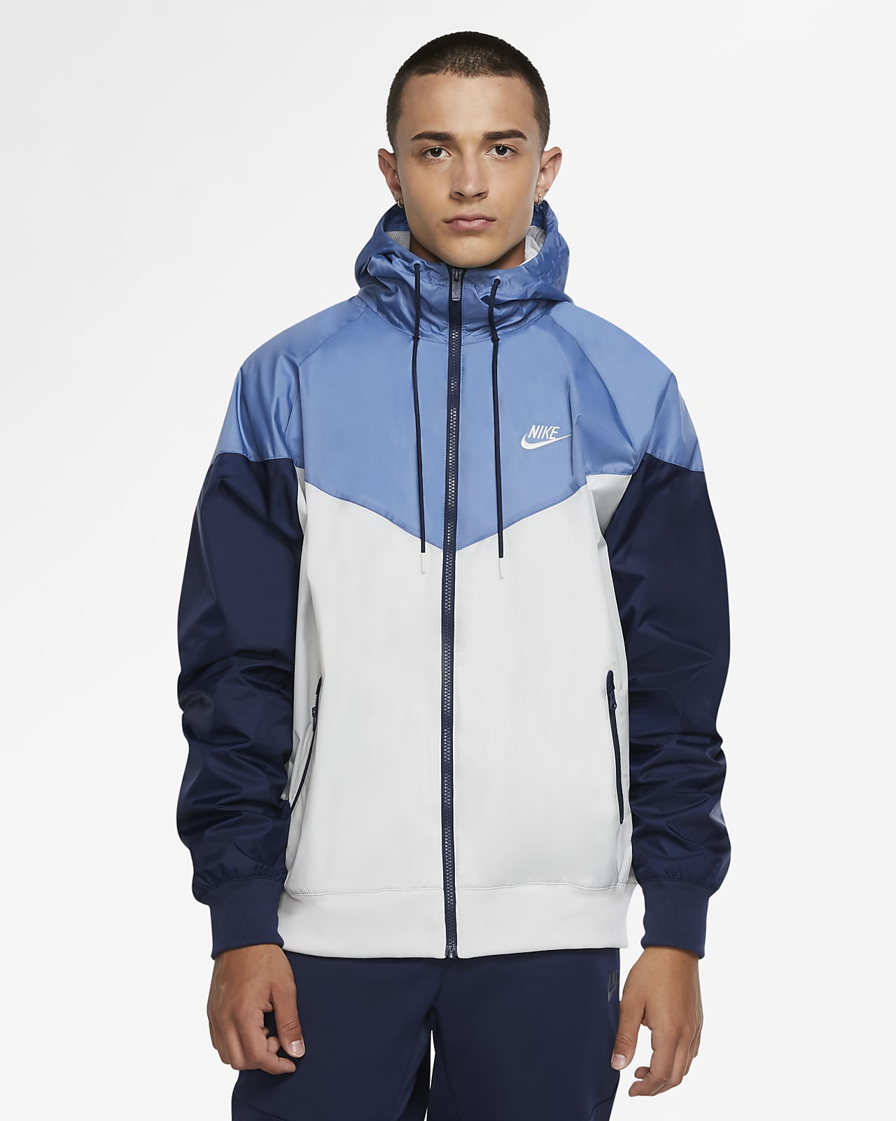 Coupe-vent à capuche Nike Sportswear Windrunner