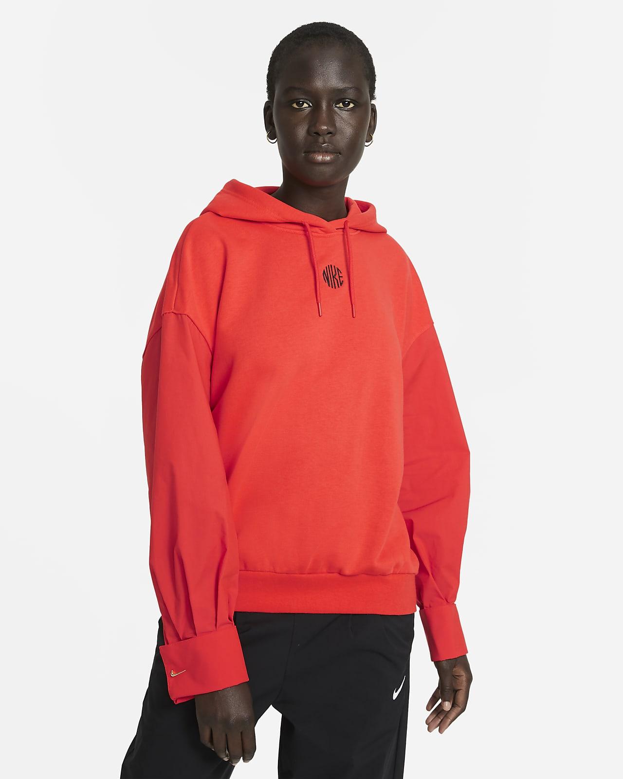 Huvtröja Nike Sportswear Icon Clash för kvinnor