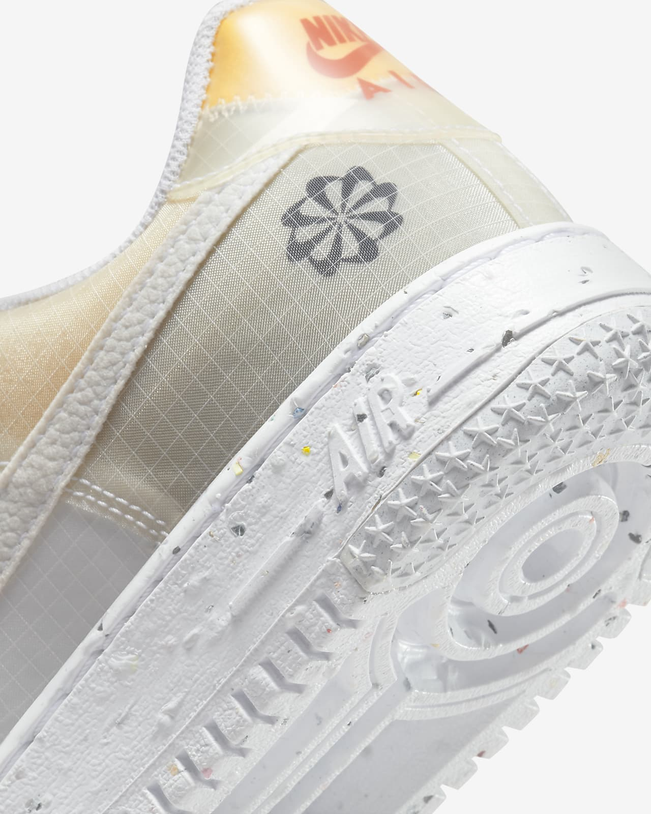 Chaussure Nike Air Force 1 Crater pour Femme. Nike LU