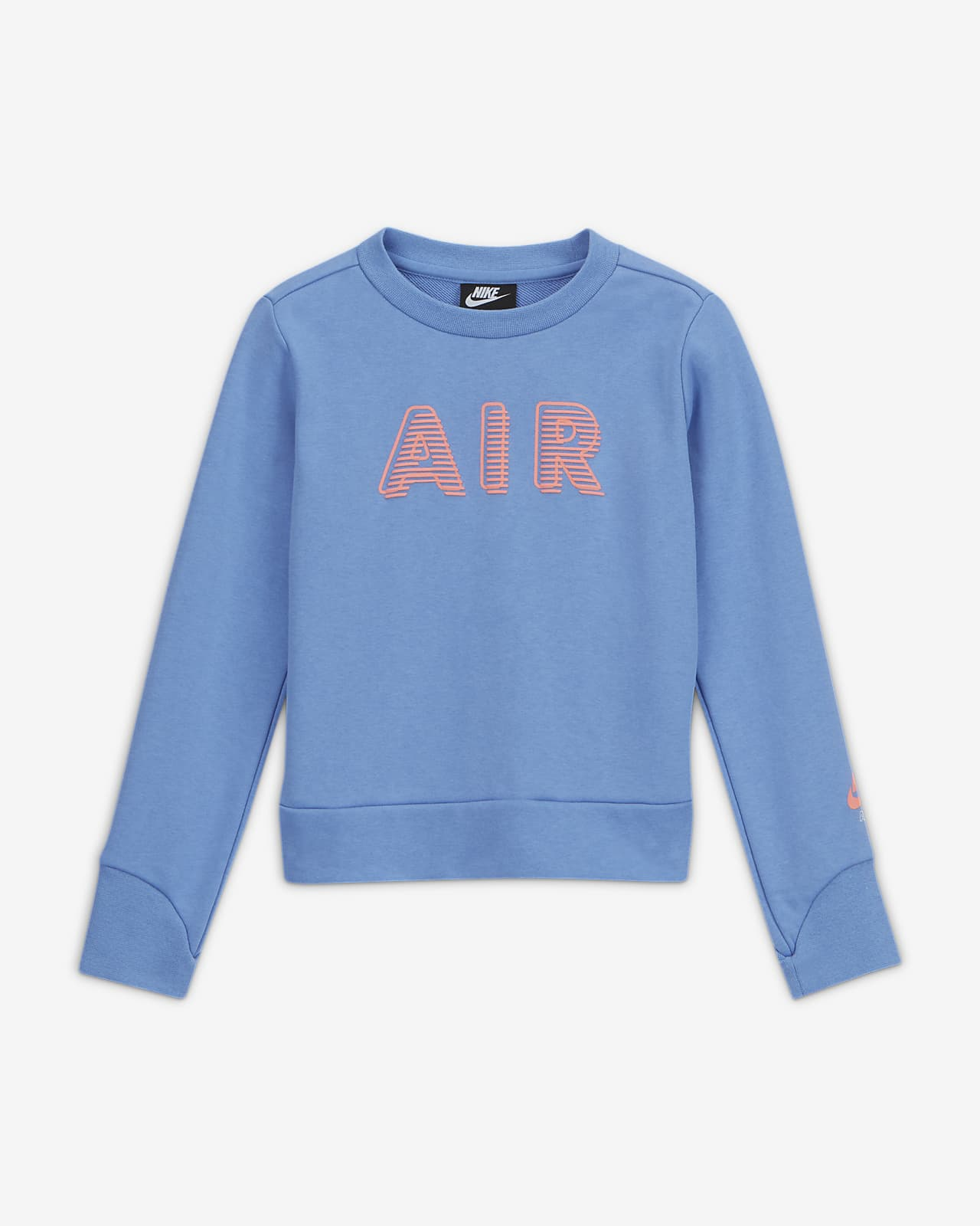 Nike Air Big Kids' (Girls') Crew