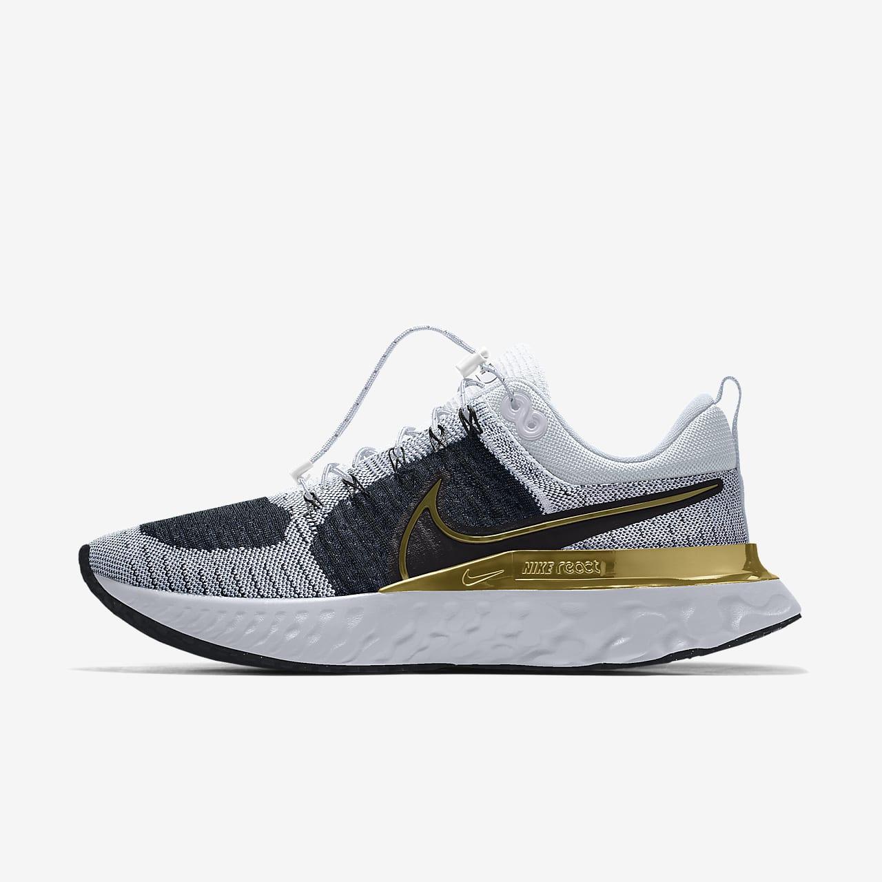 Nike React Infinity Run Flyknit 2 By You Custom Women's Running Shoe