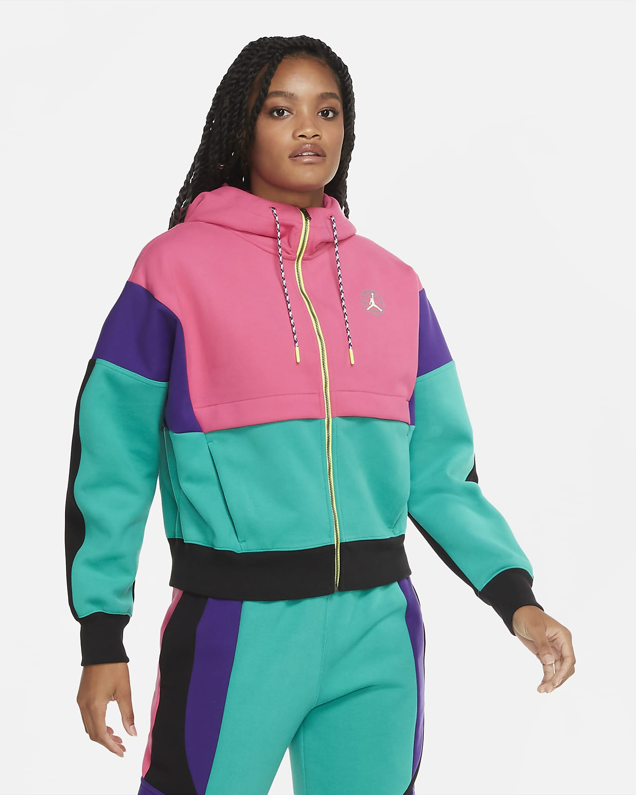 Jordan Winter Utility Women's Fleece Hoodie