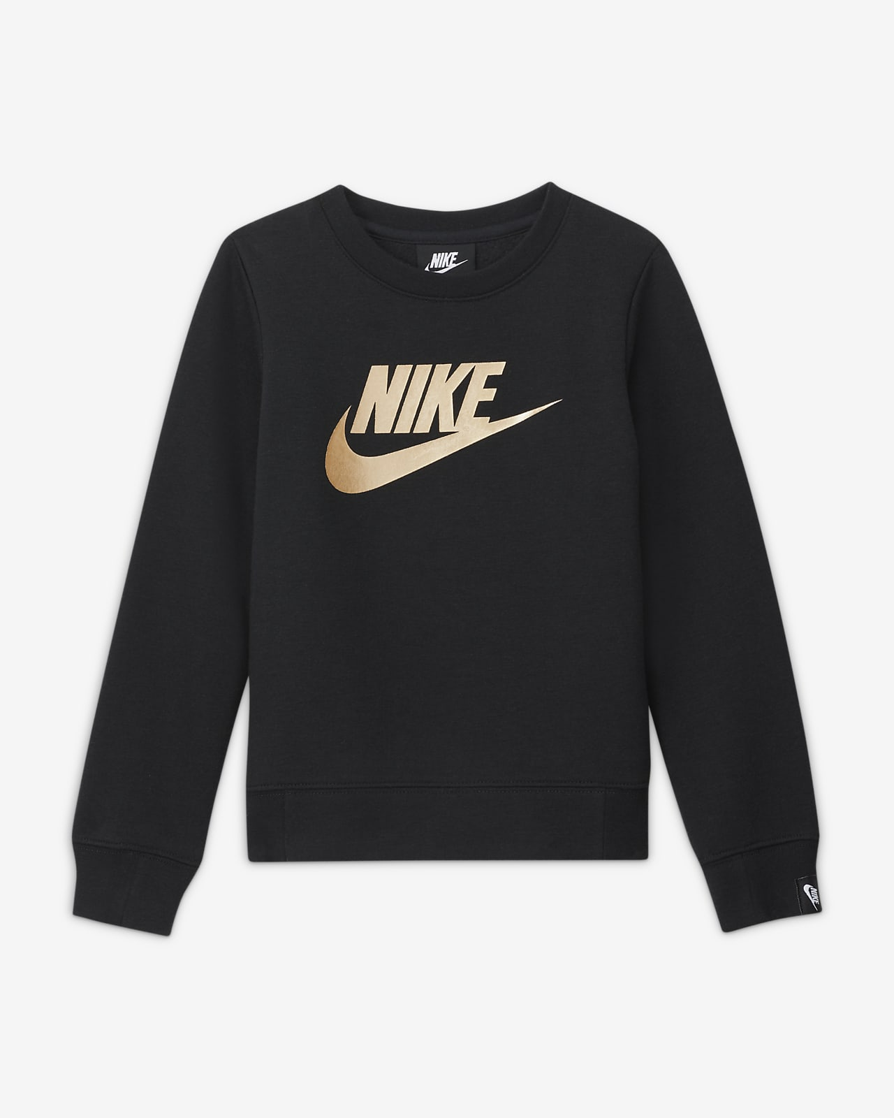 Nike Sportswear Little Kids' Crew