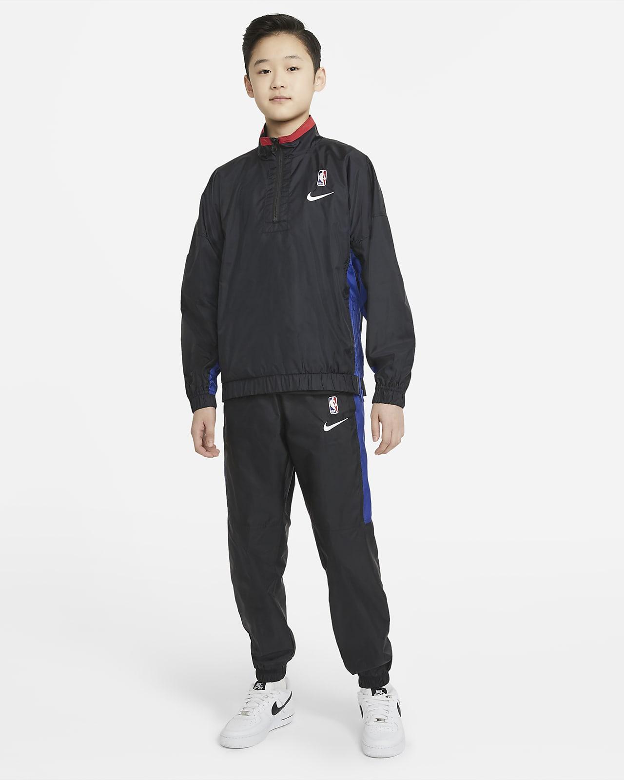 Team 31 Courtside NBA Trainingsanzug für ältere Kinder (Jungen)
