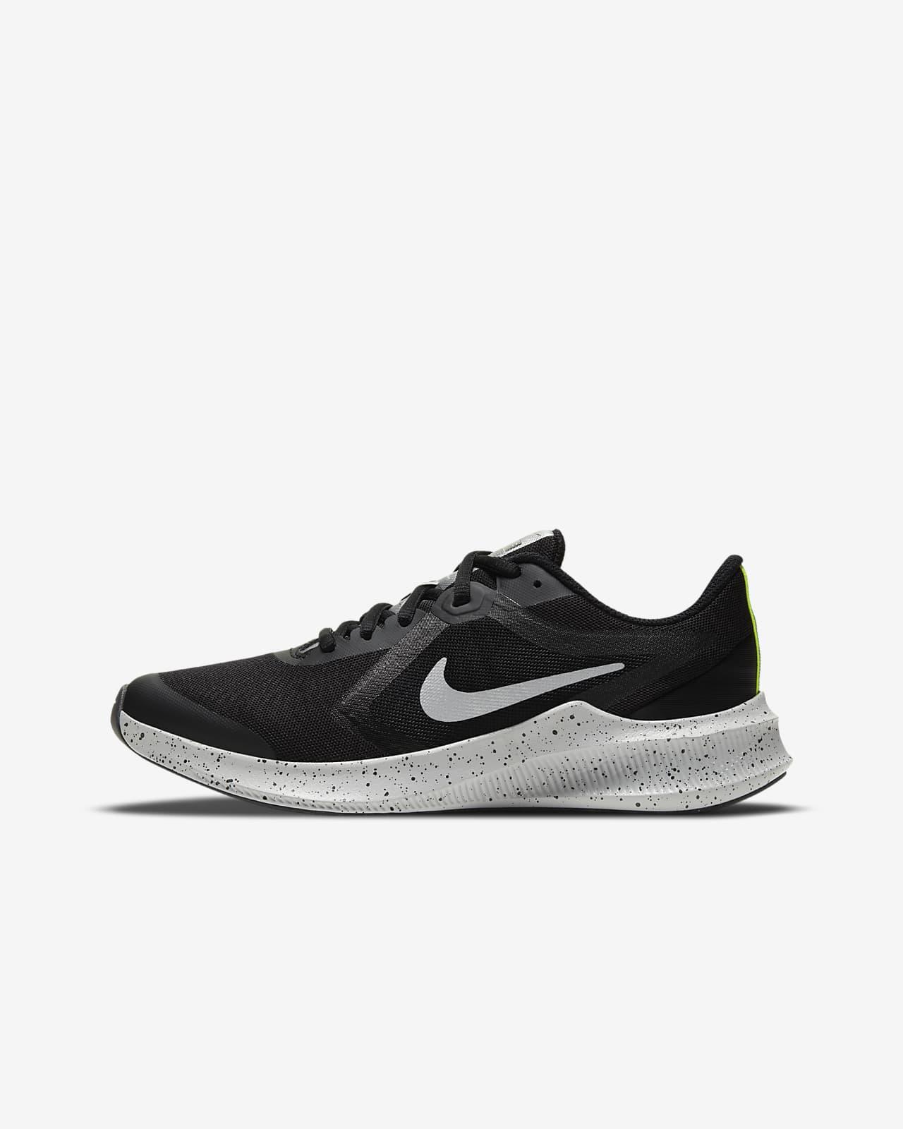 Nike Downshifter 10 VIZ Older Kids' Running Shoe