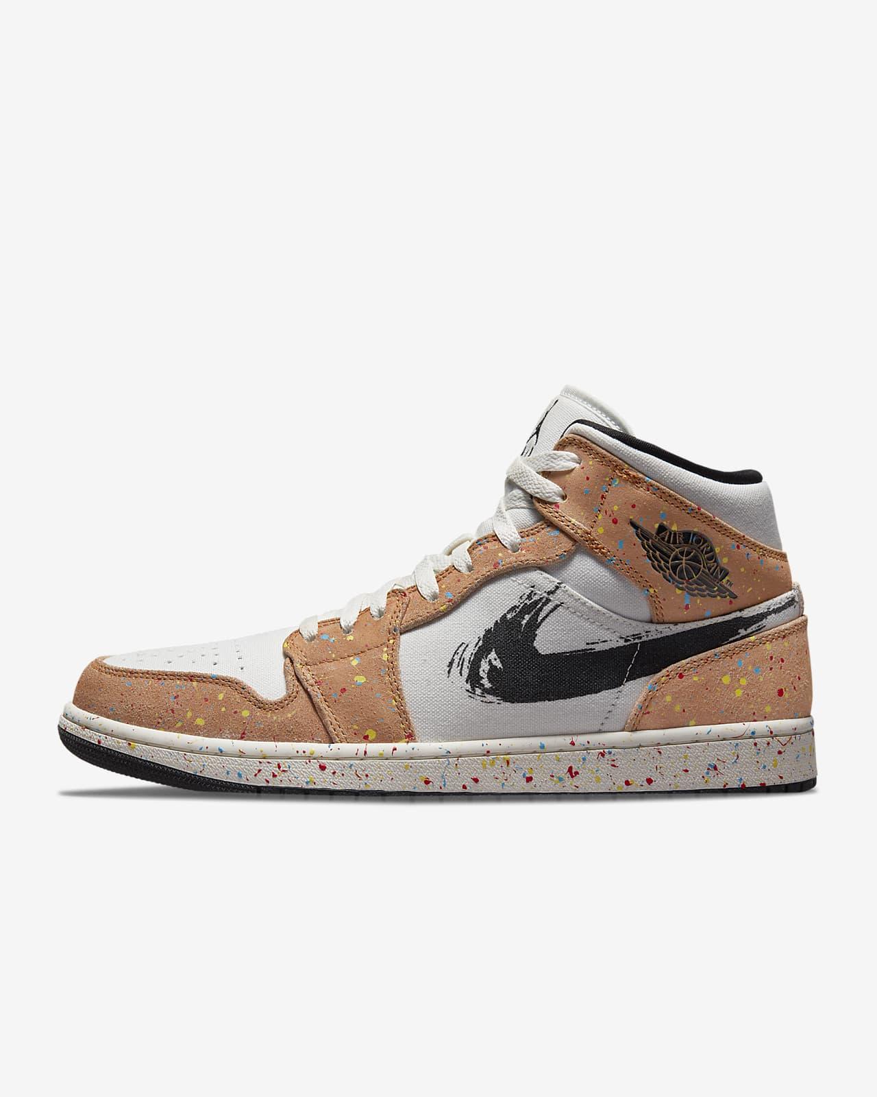 Air Jordan 1 Mid SE Shoe. Nike LU