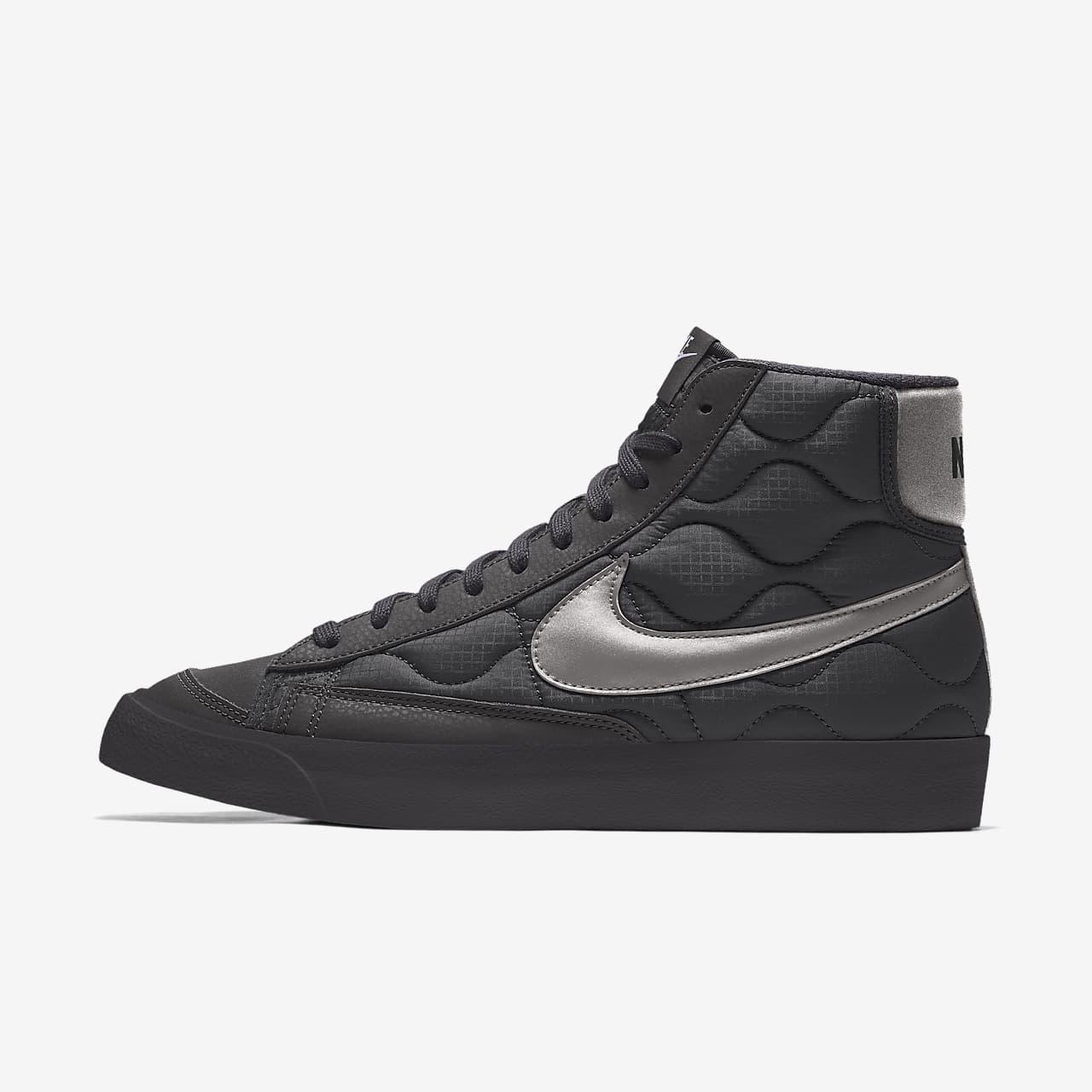 Propiedad Todo el mundo desarrollando  Nike Blazer Mid Vintage '77 3M™ By You Custom Shoe. Nike.com
