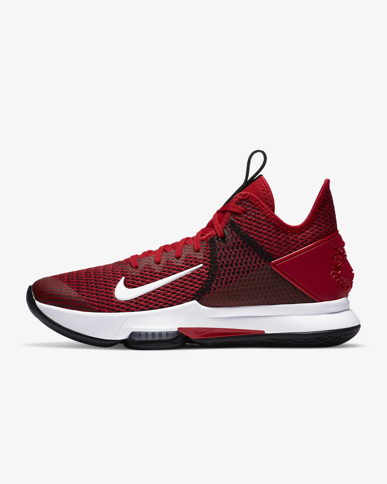 LeBron Witness 4 (Team) Basketball Shoe