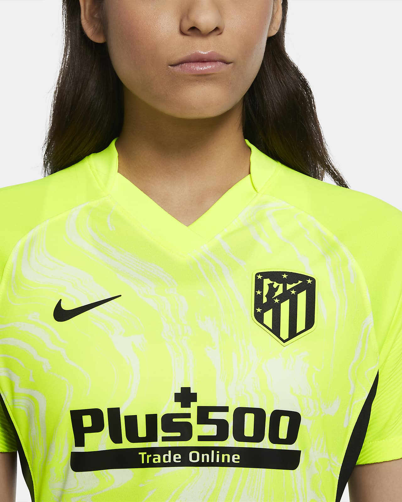 Maglia da calcio Atlético de Madrid 2020/21 Stadium da donna - Terza
