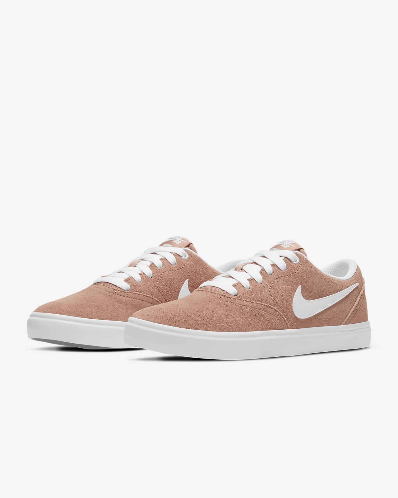 sneakers homme nike sb check solarsoft beige