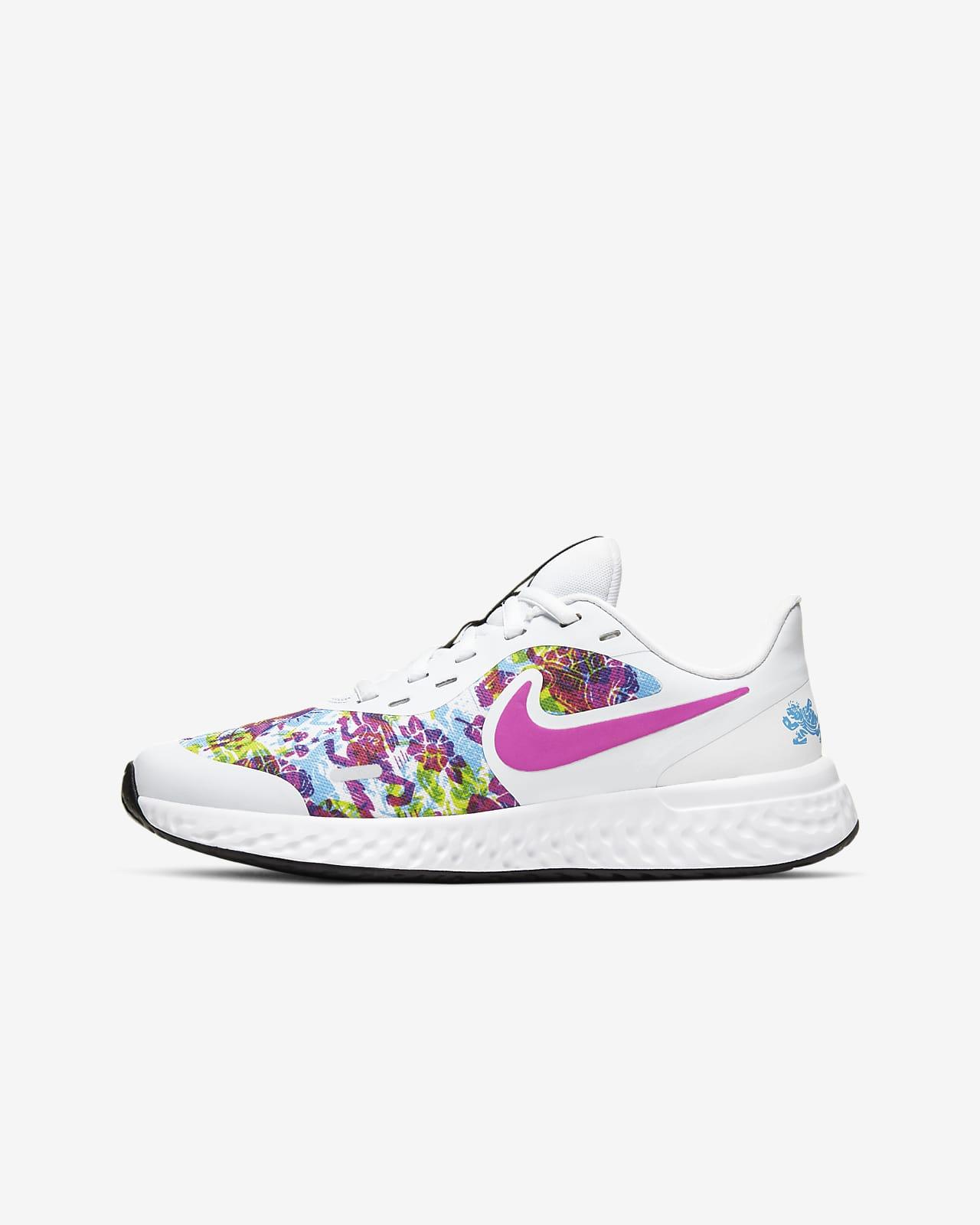 Calzado De Running Para Ninos Talla Grande Nike Revolution 5 Fable Nike Com