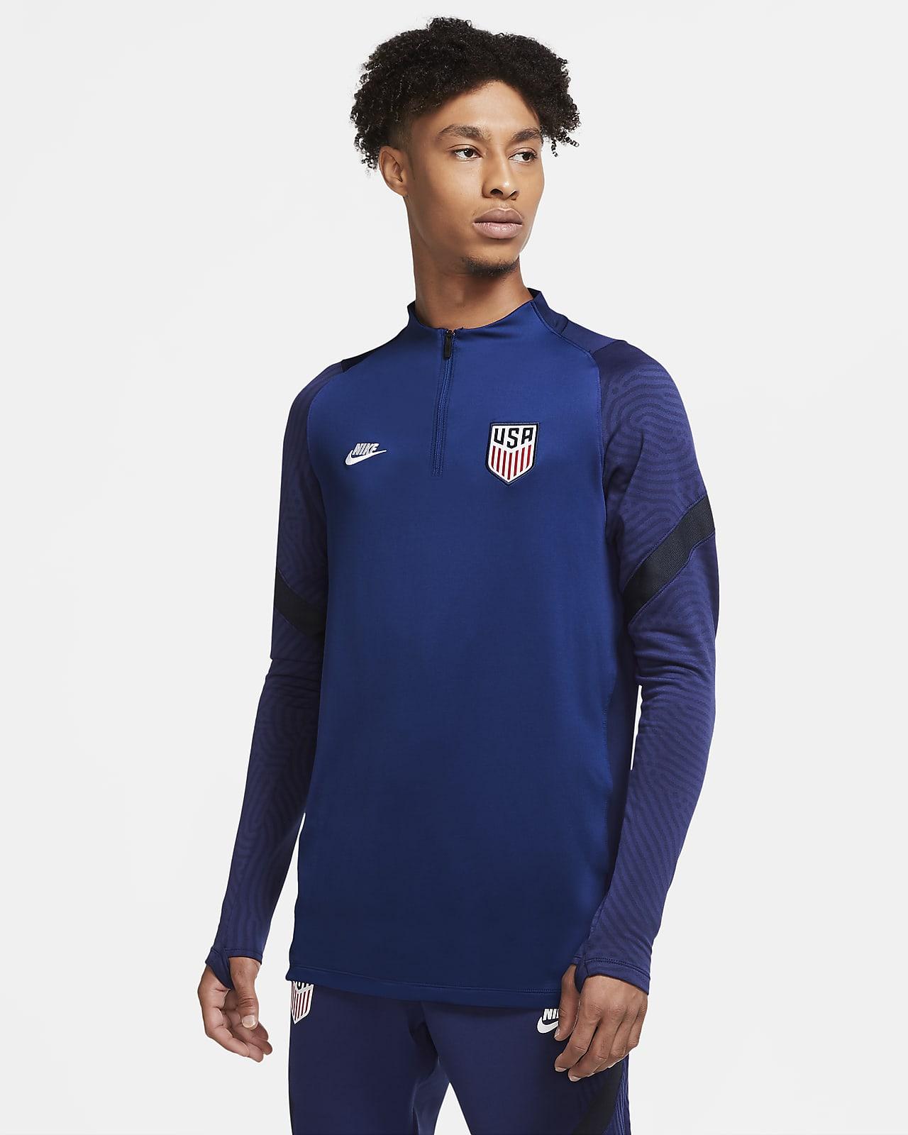 U.S. Strike Men's Soccer Drill Top