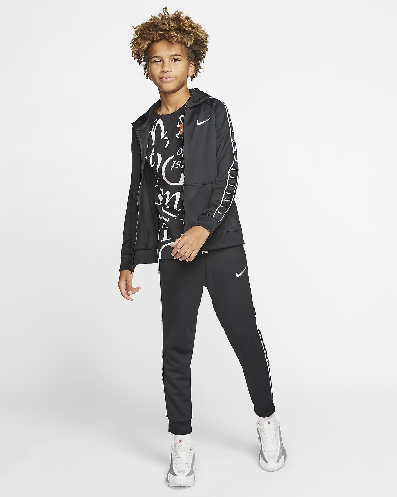 Delegar Red de comunicacion dialecto  Nike Sportswear Swoosh Jogger - Niño/a. Nike ES