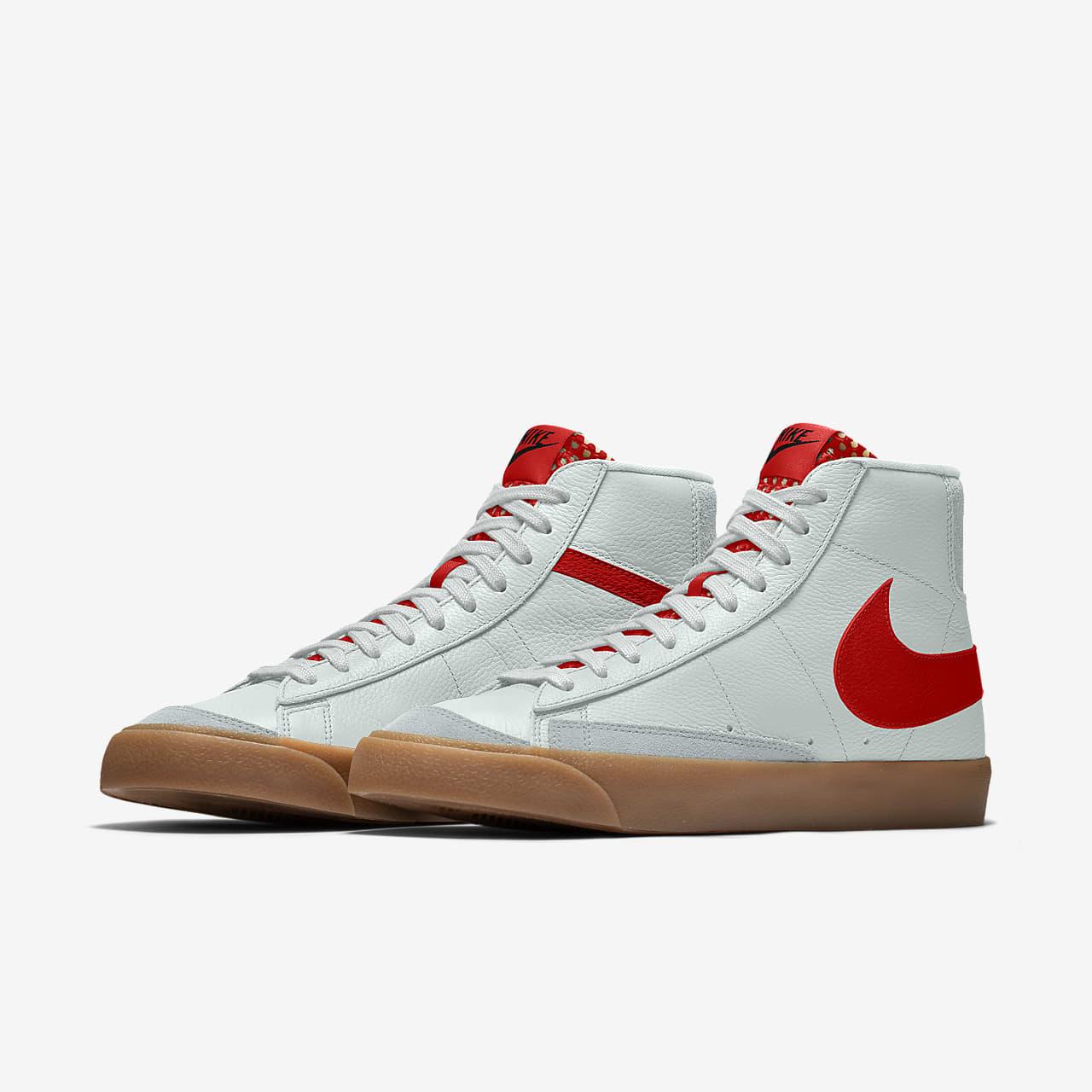 Nike Blazer Mid '77 Vintage By You Custom Shoe. Nike.com
